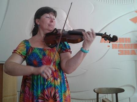 Скрипка 9c6f3